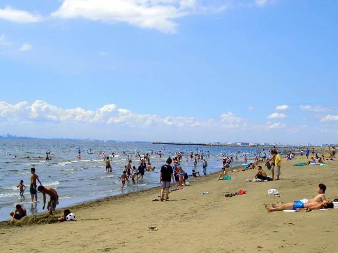 稲毛海浜公園(千葉県)