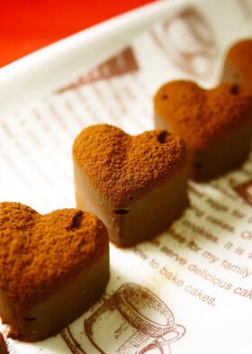 バレンタイン チョコ 手作り