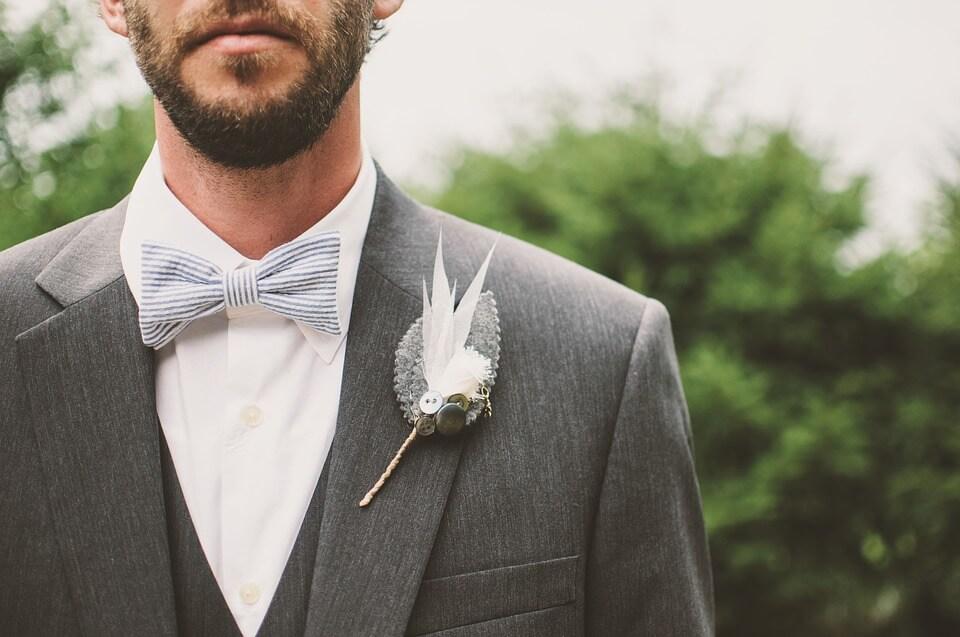 男性 結婚式 服装