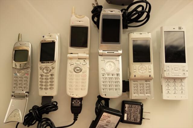 古い携帯 処分