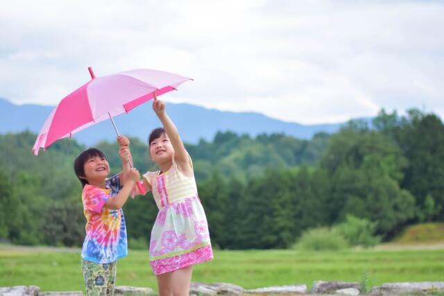 梅雨といえば