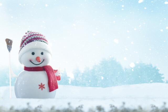 冬といえば
